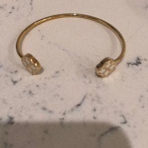 C. Wonder Gold and White Bracelet